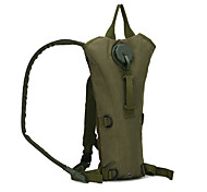 10-20 L Ciclismo Backpack Campeggio e hiking / Ciclismo All'aperto Indossabile Nero / Verde militare Oxford aile