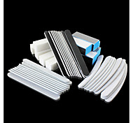 Professional Manicure Supplies Sand Polishing Block Tofu 40 Piece Suit