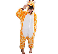 Cute Giraffe Kids Kigurumi Pajamas Sleepwear