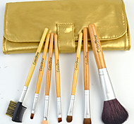 Makeup Brushes Set  7pcs