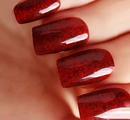 Ekbas Red Matte Nail Glue 16ML Nail Polish