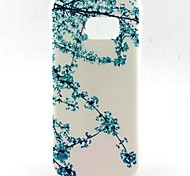 Wintersweet Pattern TPU Soft Case for Galaxy S7 Edge/Galaxy S7/Galaxy S6