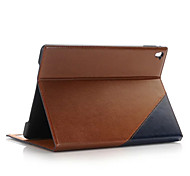 Top Quality Luxury Business PU leather Wallet Flip Cover For iPad pro 9.7/pro Mini