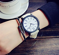 Men's Watch Quartz Fashion Watch Compass Leather Band Wrist watch