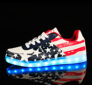 LED Shoes USB Charging Luminous Shoes Women's Casual Shoes Fashion Sneakers Multi-color