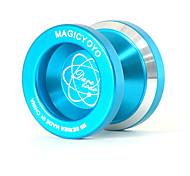 Magic YOYO n8 синий алюминиевый сплав профессиональный йо-йо Классические игрушки обучающие игрушки для игроков