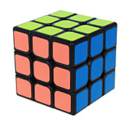 Rubik's Cube Smooth Speed Cube 3*3*3 Magic Board Speed Professional Level Magic Cube ABS