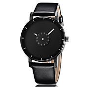 2016 Unisex's Water Resistant Fashion Watches Alloy Dial Quartz Leather Luxury Fashion Dress Watch  (Assorted Color)