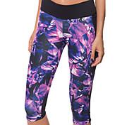 Pantaloni da yoga Pantaloni / Pantalone / Felpa / Livelli Base / Completo di compressione Traspirante / Asciugatura rapida / Compressione
