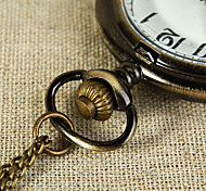 Unisex Pocket Watch Hollow Cobweb Pocket Watch Retro Hollow Clamshell