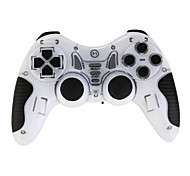 Six in One Wireless Controller for Usb/PS2/PS3/PS1/Android TV Set/Android TV Box/WIN10 White