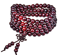 8mm *108 Beads Strands Bracelet with China Knot