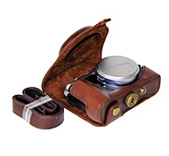 Dengpin® PU Leather Camera Case Bag Cover for Fujifilm X70 (Assorted Colors)