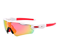 Sports Glasses  White  Frame