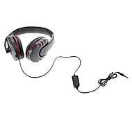 5 in 1 Wired Gaming Headsets Headphones with Microphone for Sony PS4 / PC