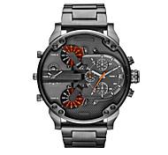 Fashion Men Watch Luxury Brand Diesel Watch Strip Waterproof Quartz Watch Montre Men Military Sports Wristwatches Cool Watch Unique Watch