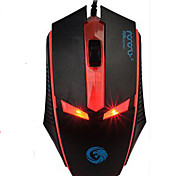Gaming Wired Lighting Mouse For PC Laptop