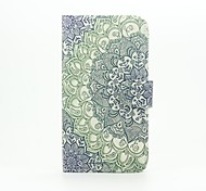 For Wiko Case with Stand / Flip / Pattern Case Full Body Case Mandala Hard PU Leather Wiko