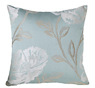 Jacquard Cushion Cover -Green