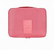 Aufbewahrung für Make-Up Kosmetik Tasche / Aufbewahrung für Make-Up einfarbig 21*16*8 Grau / Blau / Rosa