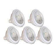 5W MR16 GU5.3 COB LED Spotlight LED Bulbs Yangming 5 pcs