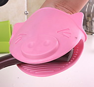 Pig Shaped Microwave Oven Heat Insulation Gloves