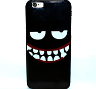 Smile teeth  Pattern TPU Phone Case for iPhone SE/iPhone 5S/iPhone 5