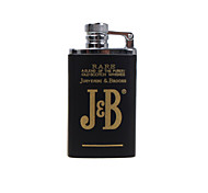 Creative Shake Style Metal Lighter Black