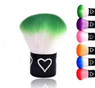 1pcs  Nail Supplies Nail Dust Brush Tool Random Colors