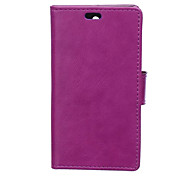 Flip Cover Wallet Style with Card Slot for LG K7 Case Fashion Crazy horse Texture Case (Assorted Colors)