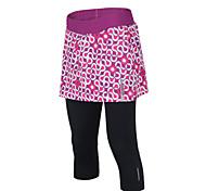 TASDAN Bicicletta/Ciclismo Gonne e abiti/Gonna / 3/4 Collant/Corsari / Pantalone/Sovrapantaloni Per donnaTraspirante / Asciugatura rapida