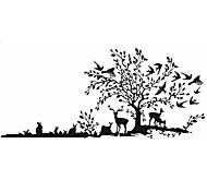 Животные / ботанический / Мультипликация / Романтика / Мода / Продукты питания / Праздник / Пейзаж / Геометрия / фантазия НаклейкиПростые