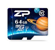 UHS-i 64GB zp u1 / aula 10 microSD / microSDHC / microSDXC / tfmax ler speed80 (mb / s)