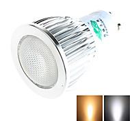 Zweihnder-COB-W425 GU10 5W 450lm 3500K/5500K COB LED Warm/White Light Lamp Bulb(AC 10~240V)