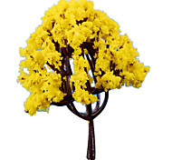 Model & Building Toy Doll Toy Acacia tree