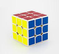 Yongjun® Cubo velocidad suave 3*3*3 Velocidad / Nivel profesional Cubos Mágicos Arco iris ABS