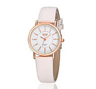 Women Fashion Slim Belt Waterproof Quartz Watch