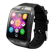 Q18 Smart Watch / Activity TrackerAlarm Clock / Community Share / Calories Burned / Pedometers / Long Standby / Distance Tracking /