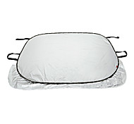 Patent Aluminum Foil Silver Anti-UV Sun Insulation Sunshade