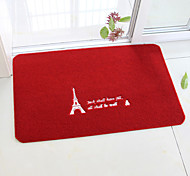 "Hot Sale Casual Style Coral Velvet Material High-Grade Non-Slip Mat W16"" x L24"""