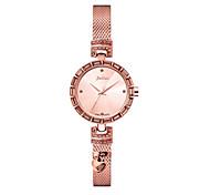 Julius® Women Watch Korea  Fashion Waterproof Stainless Steel Women Watch Schoolgirl Wristwatch JA-491