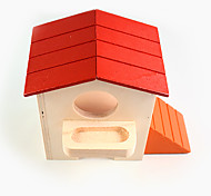Pet Hamster Double Cabins Small Pet Color House 1 Peece