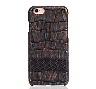PCOL® Shell grain real leather phone case for iphone 6/6S/6 plus/6S plus