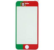 benks® protezione 3D curva ultra-sottile schermo in vetro temperato per il iphone 6 / s iphone 6 / s plus per tazza Calcio Portogallo