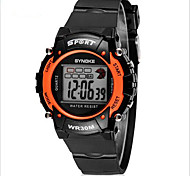 Kid's Digital Water-Resisstant Multi-Functional Sports Watch Wrist Watch Cool Watch Unique Watch