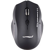 War Wolf 2.4G Wireless Mouse