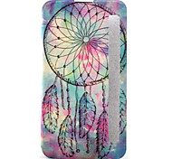 Dreamcatcher Painted Voltage Holster PU Material Clamshell Phone Cover for LG G5/K10