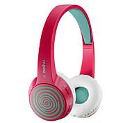 originais Rapoo s100 moda do bluetooth 4.1 fone de ouvido estéreo de alta fidelidade tampa substituível fones de ouvido com microfone