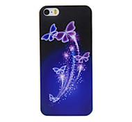 Back Cover Transparent Body Transparent TPU SoftApple iPhone SE/5s/5