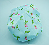 Patterned Shower Cap For Women(Random Color)